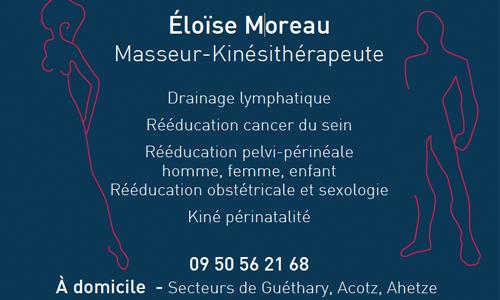 Éloïse MOREAU