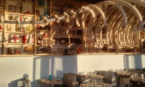 Restaurant HETEROCLITO