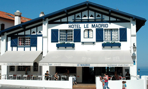 Hotel restaurant LE MADRID