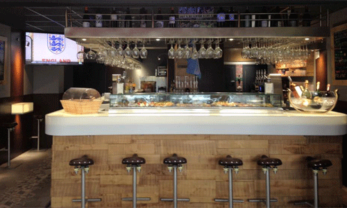 Bar CHAI PONPON